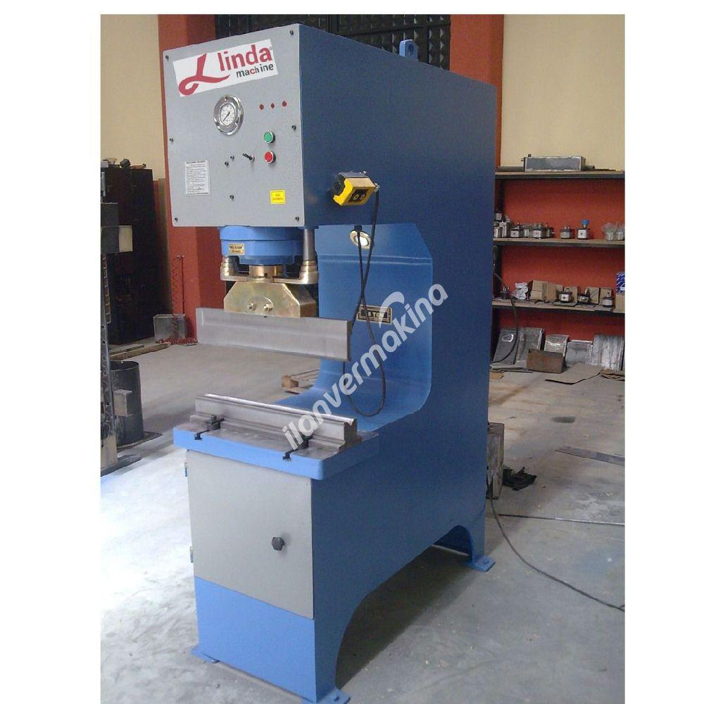 60 Ton C Tipi Mutfakcı Presi - 60 Tons C Type Cooker Press