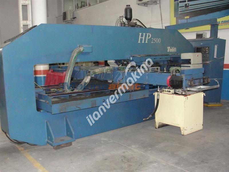Tailift HP-2500 Hidrolik Tarretli Punch Press