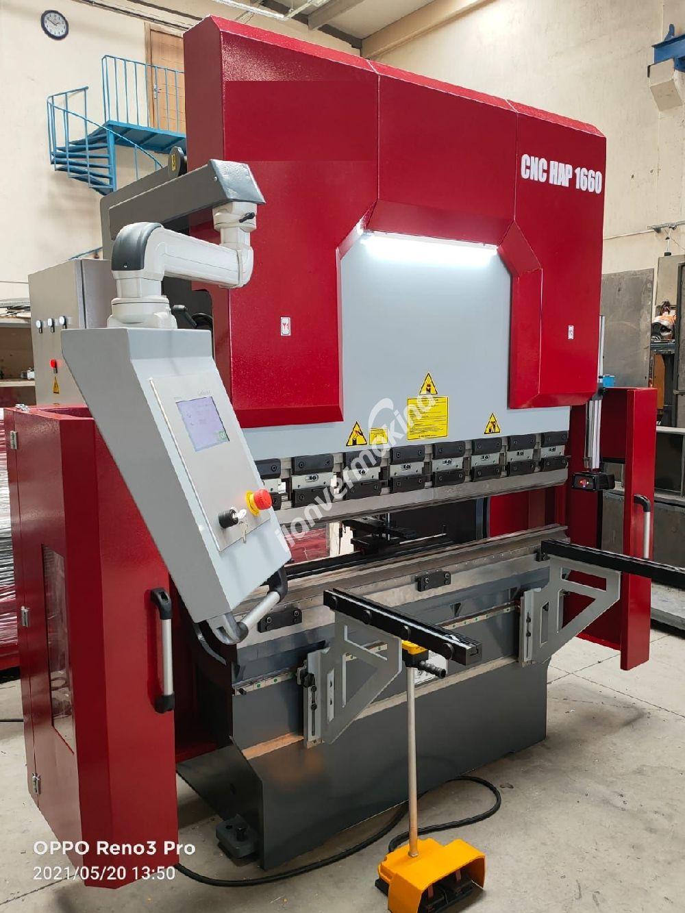 1600 x 60 TON LİNDA  MACHINE ABKANT PRES