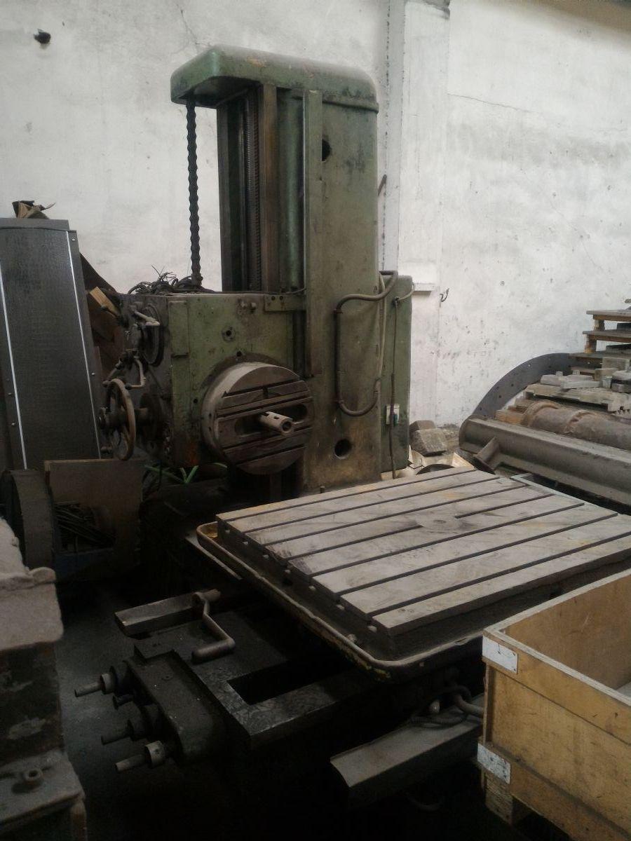 80lik Tos H80 Borwerk Tezgahı