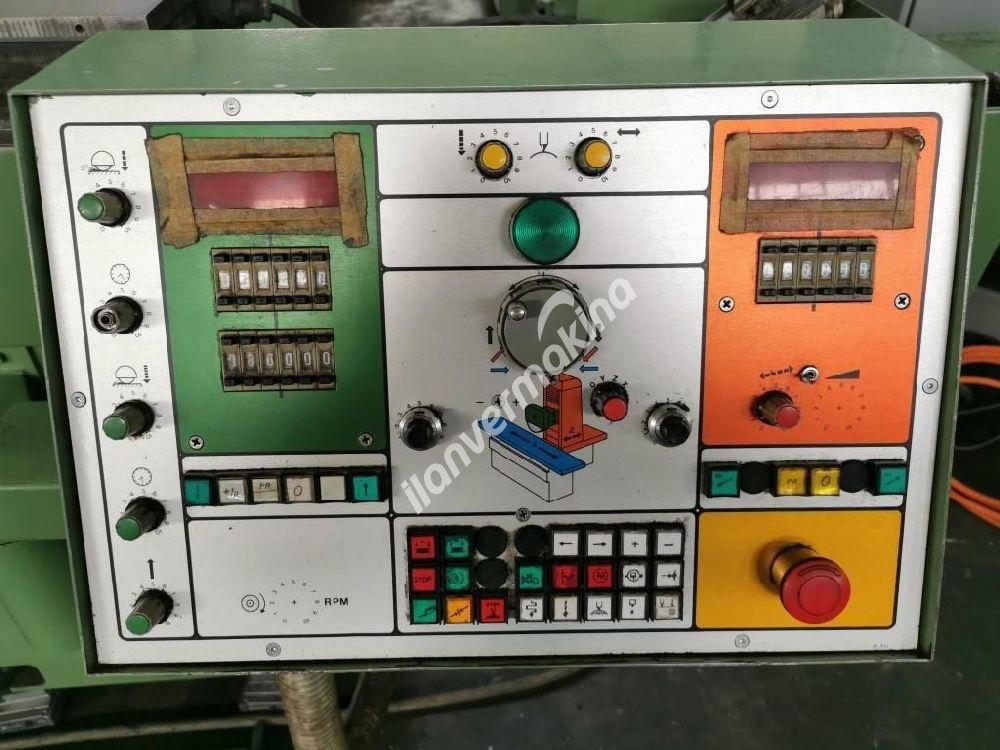 Satıh Yüzey Taşlama Makinesi