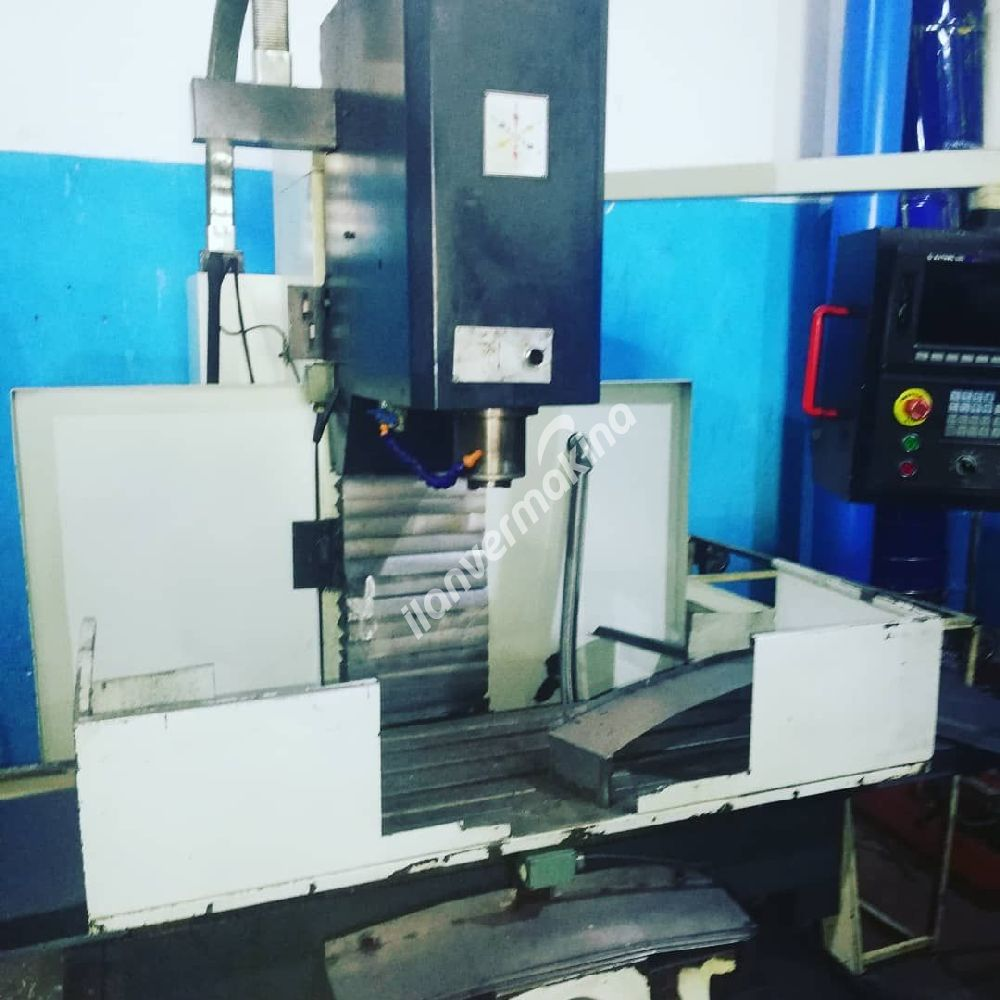CNC FREZE ÖLÇÜ 850X350 MODEL 2014