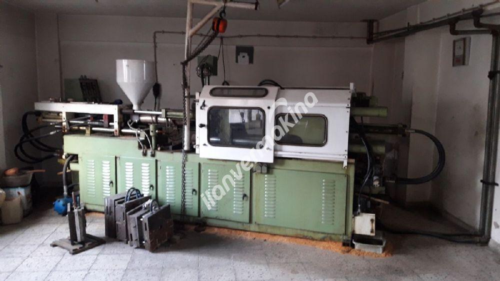 Plastik Enjeksiyon Makinası/ Plas-Tek Makina 225 Gr.