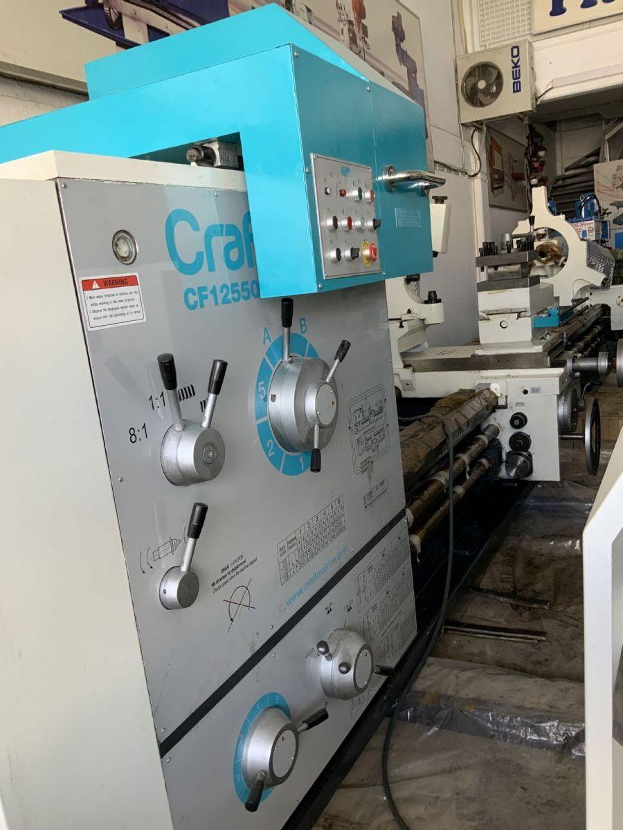 CRAFT CF12550 HL ÜNİVERSAL AĞIR TİP TORNA