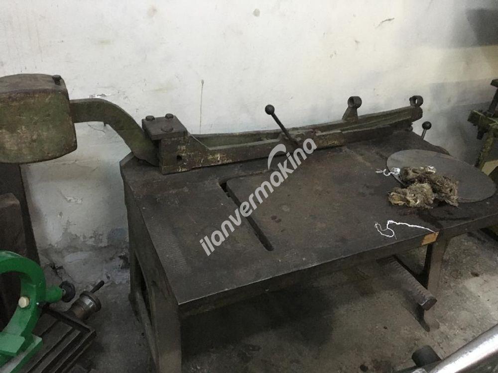 Baykal 1060 x  1.5 mm KOLLU MAKAS