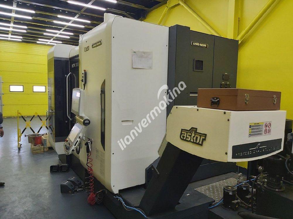 Dmg Mori  NTX 1000 Cnc İşleme Merkezi