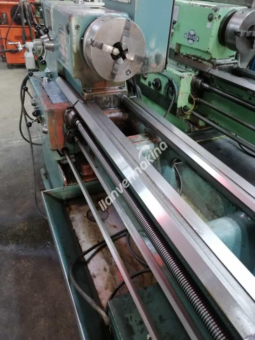 Sn50 Tos Trencin 1.5 Metre Torna Tezgahı Full Takım