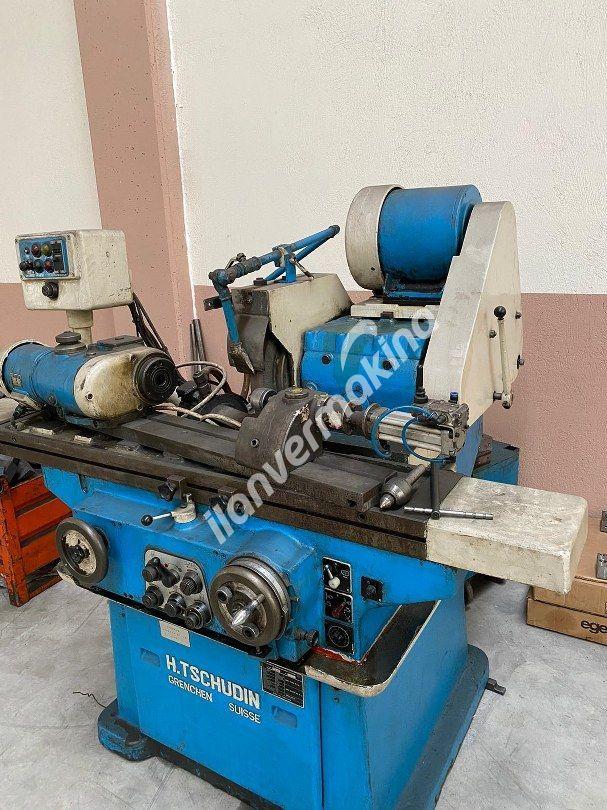 HTG 400 Tschudin Silindir Taşlama 260x610 1992 Model