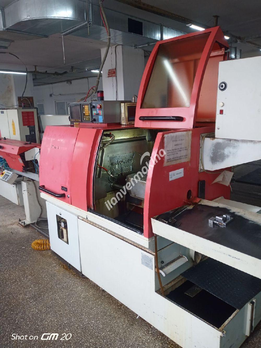 CNC Kayar otomat CNC otomat