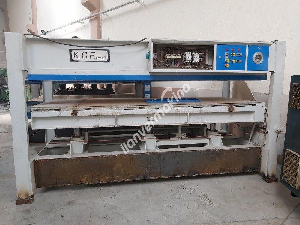 3010 x 130 KCF Marka Kapı Presi