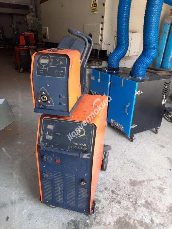 Gazaltı Kaynak Nuriş 350 Amper