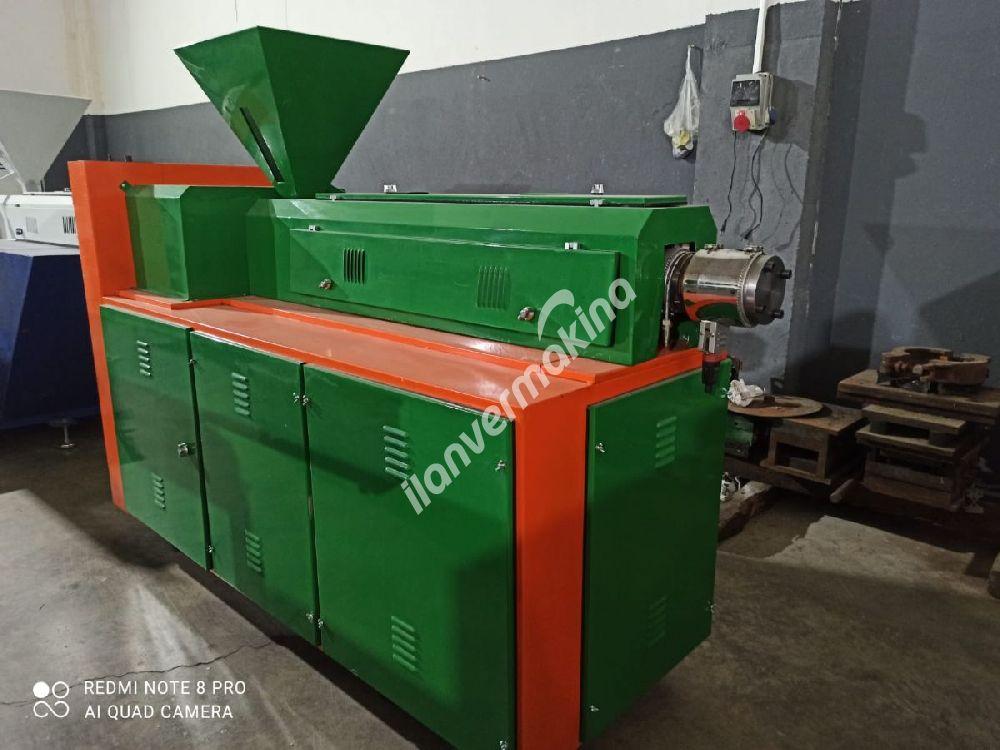 60lık PVC Fitil Makinası (Sıfır Ayarında)