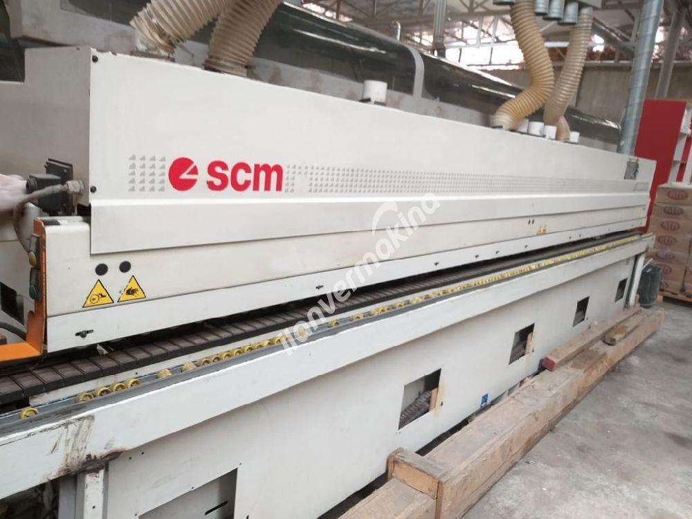 2011 Scm Olympıc K1000 Ahşap Kenar Bant Makinesi