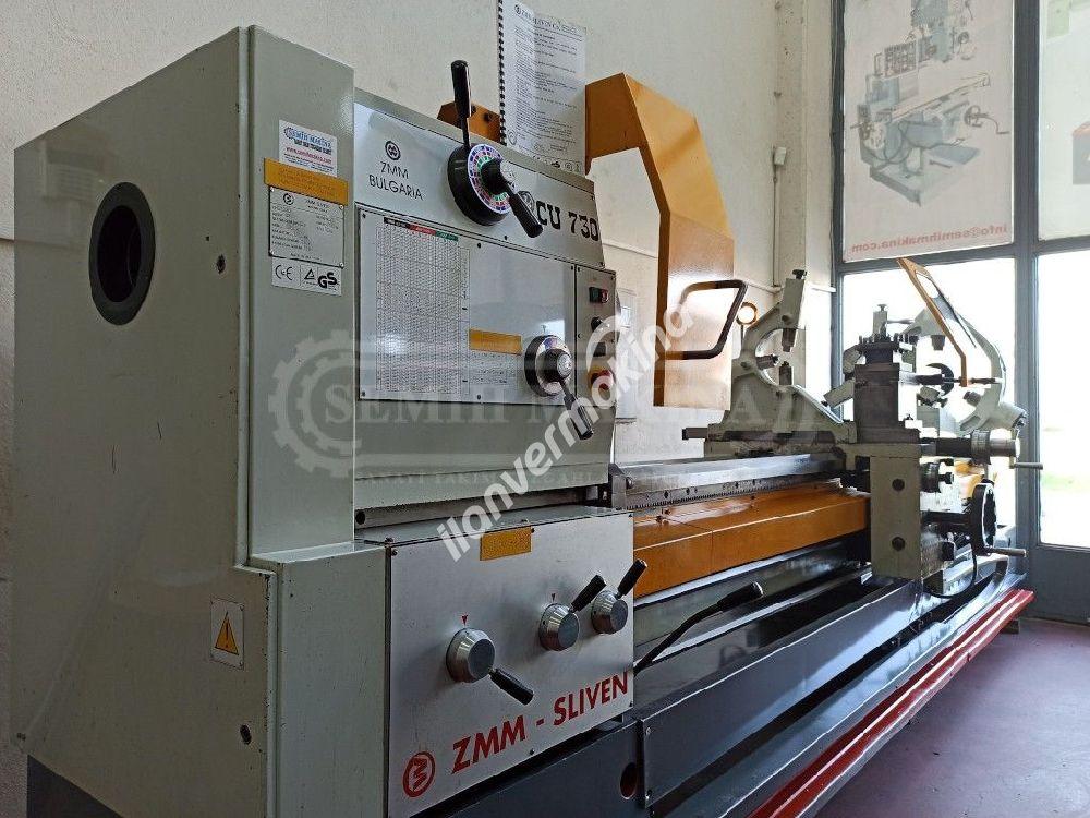 ZMM Sliven 3 Metre CU730 Orjinal Bulgar Torna