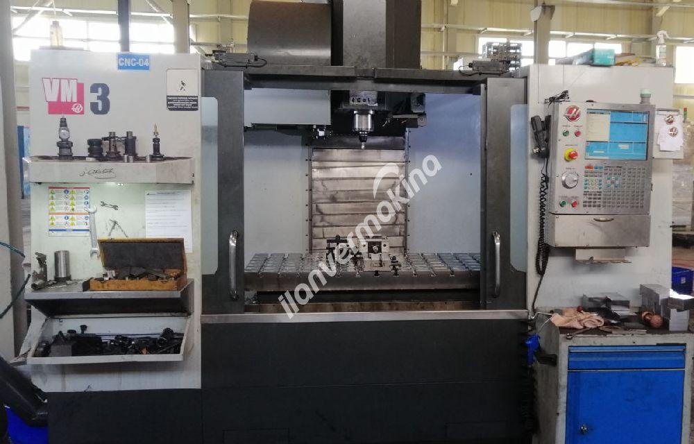 HAAS VM3 CNC FREZE