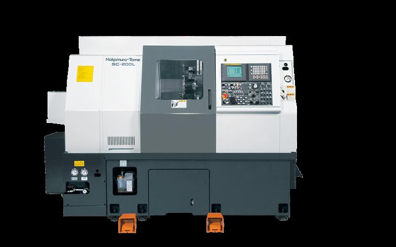 Nakamura Tome - SC-200L CNC Torna Tezgahı