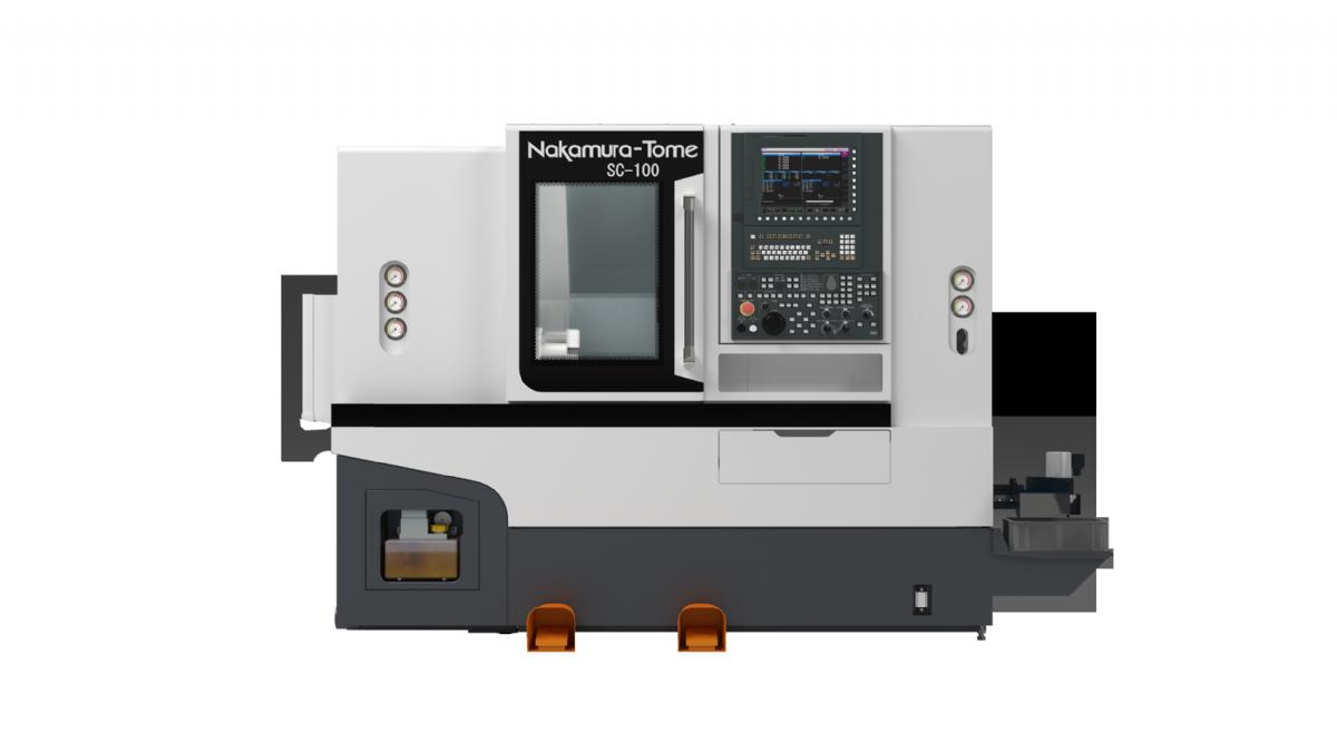 Nakamura Tome - SC-100 CNC Torna Tezgahı