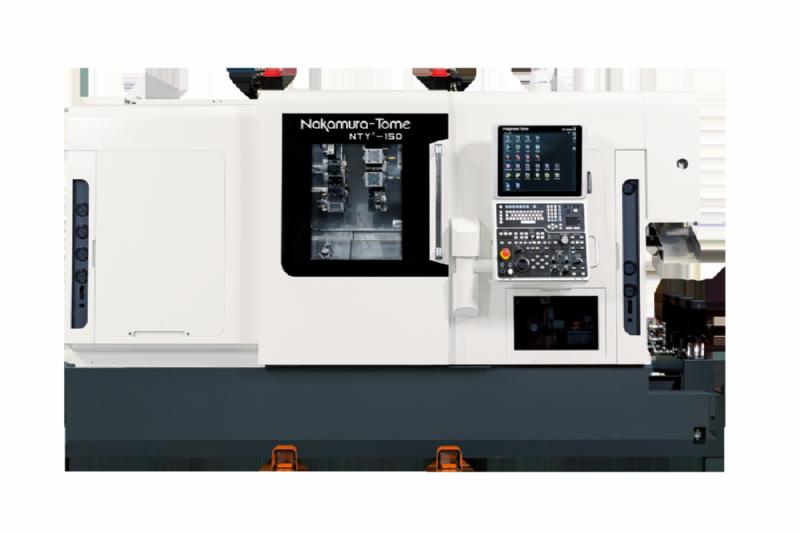 Nakamura Tome - NTY3-150 CNC Torna Tezgahı