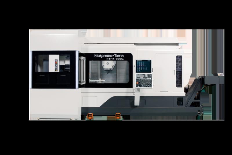Nakamura Tome - NTRX-300L CNC Torna Tezgahı