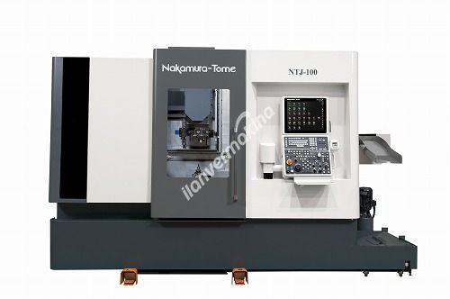 Nakamura Tome - NTJ-100 CNC Torna Tezgahı