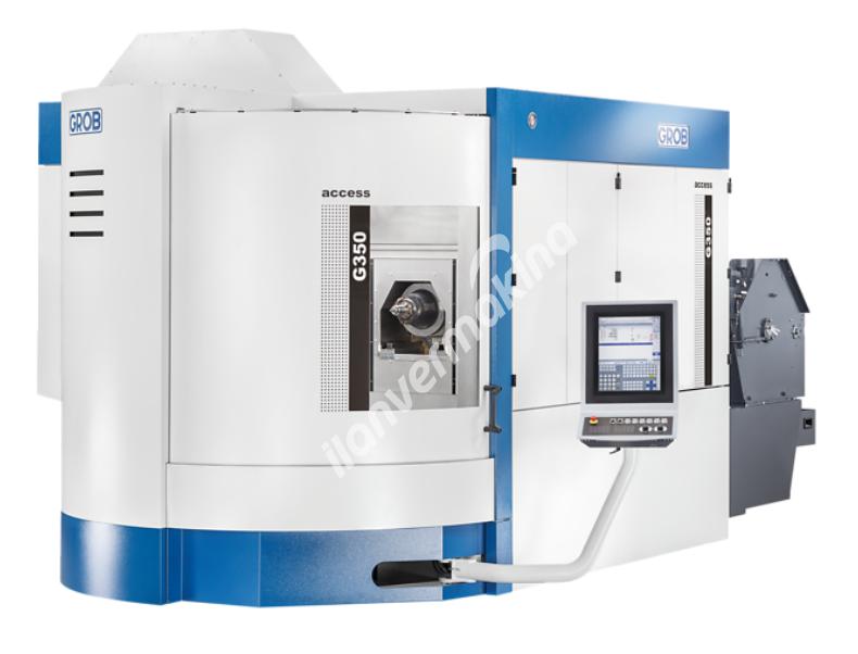 Grob G350a CNC İşleme Merkezi