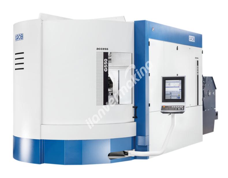 GROB G550a CNC İşleme Merkezi
