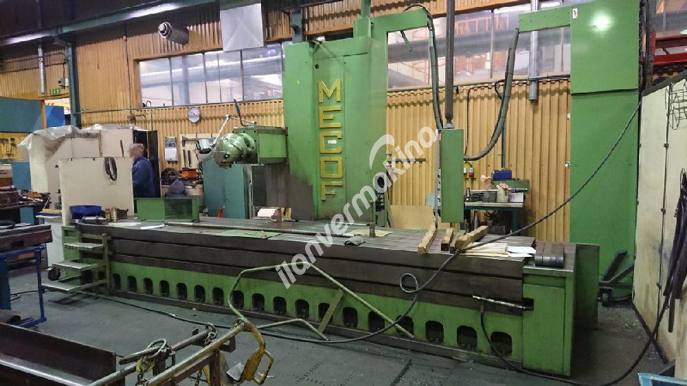 Mecof CS8 CNC FREZE