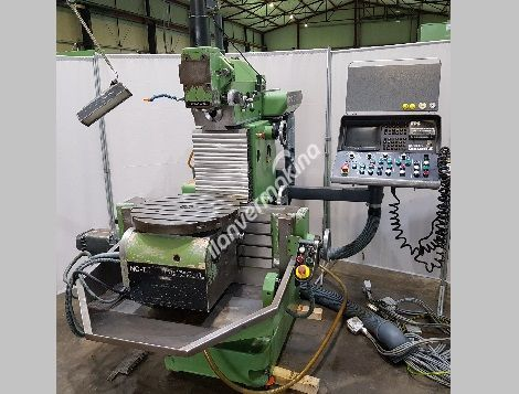 CNC Üniversal Takım Freze Tezgahı
