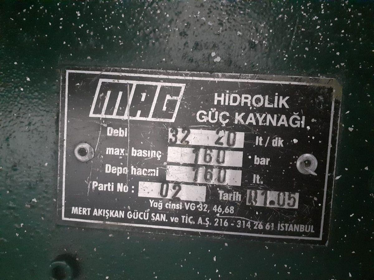 satılık hidrolik üniteler