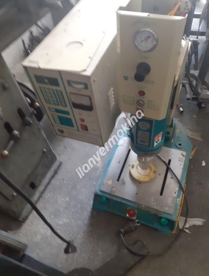 satılık ultrasonik plastik kaynak makinesi