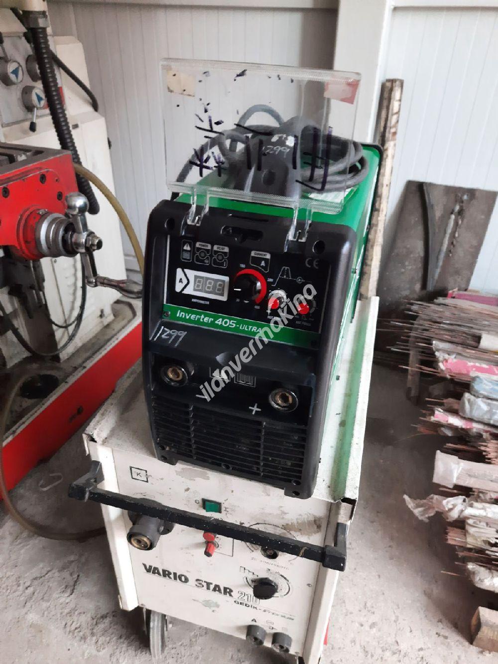 Askaynak 400 amper elektrot kaynak makinası