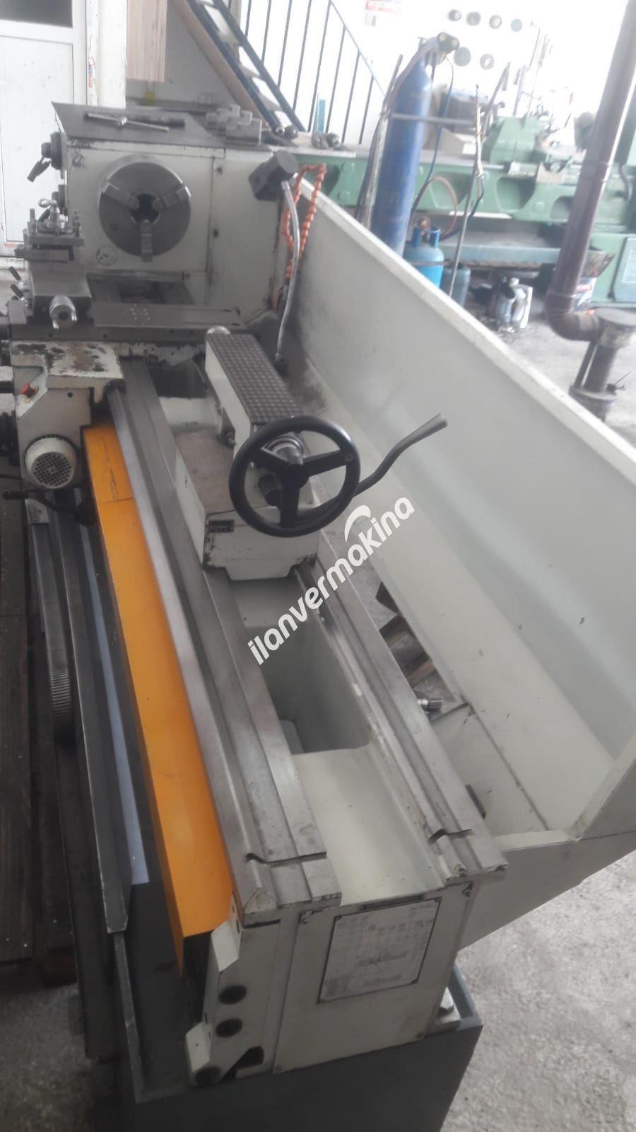 Sahibinden kurulu düzenli satılık sanayi torna ve makinaları